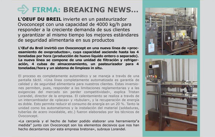 FIRMA: Breaking news