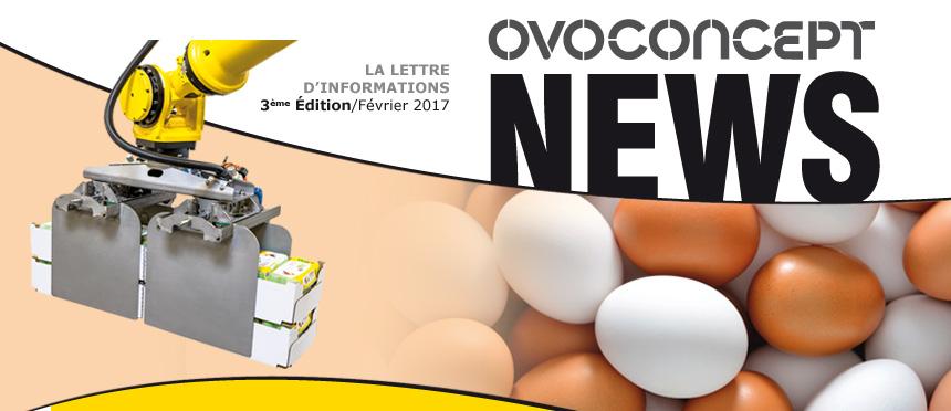 Ovoconcept Newsletter Février 2017